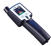 LD 300 Ultrasonic leak detector with laser