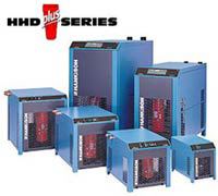 HPRP Series refrigerated air dryers - 10 to 3,000 scfm