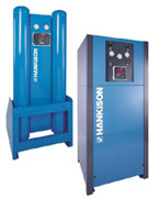 HL / HHS Heatless desiccant air dryers - up to 5,400 scfm